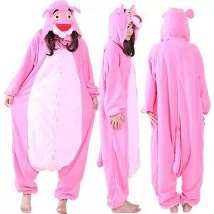 NWOT Pink Panther Onesie/Pajama - XL